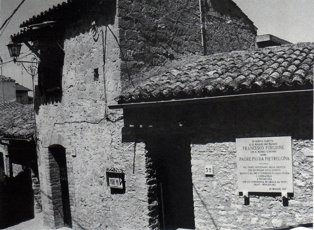 Casa Padre Pio nativa