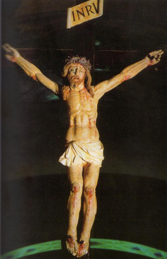 croce stimmate