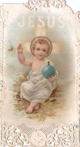 Gesu Bambino antico