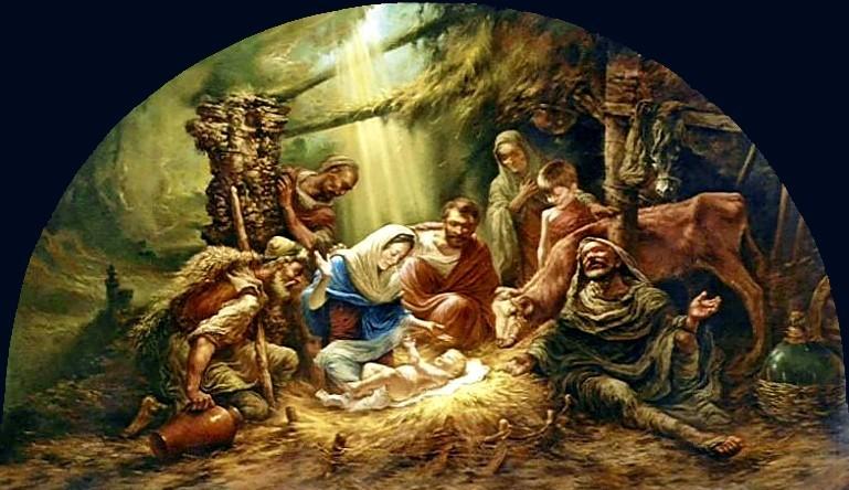 Immagini Di Gesu Bambino Natale.Novena A Gesu Bambino Gruppo Di Preghiera Padre Pio